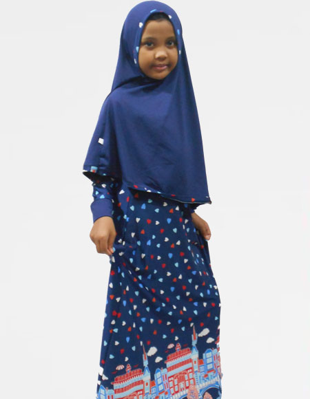 Gamis City Kids